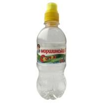 Вода мінеральна Моршинська Спортик негазована 0.33 л