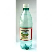 Вода мінеральна Borjomi пет 0.5 л