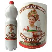 Живой Квас Арсеніївський хлебный 1.5 л