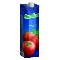 Сок Sandora томатный