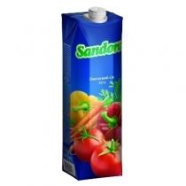 Сок Sandora овощной