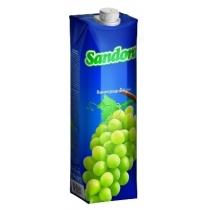 Сок Sandora виноградный