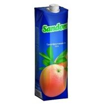 Сок Sandora грейпфрутовый