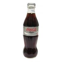 Напій Coca-Cola light скло 0.25 л