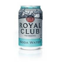 Напій Royal Club Содова вода б/алк газ 0.33 л