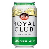 Напій Royal Club Джинжер Ель 0,2 л