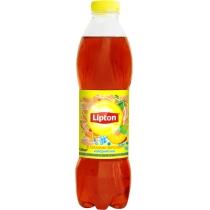 Холодний Чай Lipton чорний персиковий 1л