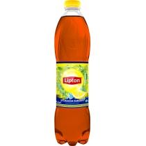 Холодний Чай Lipton чорний лимон 1.5 л