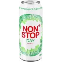 Напій енергетичний Non Stop Day Еволюшн сил/м 0,5 л