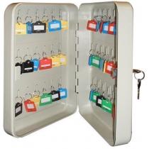 Шкаф на 36 ключей TS0073 60х180х250 без брелков, замок ключевой