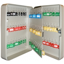 Шкаф на 108 ключей TS0051 80х240х300 без брелков, замок ключевой