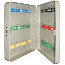 Шкаф на 60 ключей TS0047 80х280х370 без брелков, замок кодовый