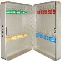 Шкаф на 36 ключей TS0057 80х240х300 без брелков, замок кодовый