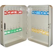 Шкаф на 24 ключей TS0077 80х180х250 без брелков, замок кодовый