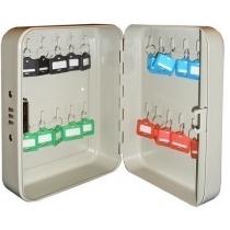 Шкаф на 20 ключей TS0087 80х160х200 без брелков, замок кодовый