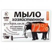 Мило господарське Невська Косметика 72% універсал 180г