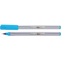 Ручка масляная Economix STRIPY