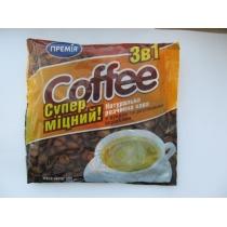 Кофе 3 в 1 Премія Крепкий