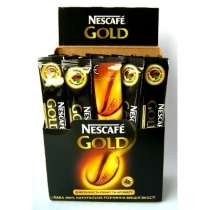 Кофе Nescafe Gold в пакетиках