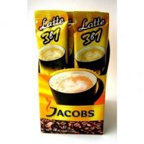 Напиток кофейный Jacobs Латте 3в1