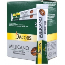 Кофе растворимый Jacobs Monarch Millicano