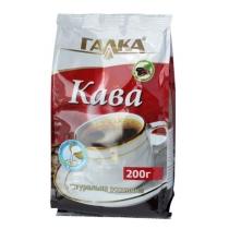Кофе растворимый Галка Натуральный мягкая упаковка
