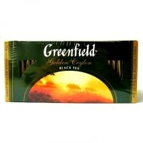 Чай Greenfield Золотой Цейлон 25*2г