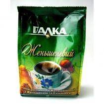 Напиток кофейный женьшеневый растворимый пакет