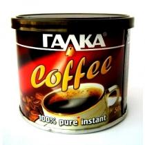 Кофе растворимый Галка мет/банка