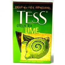 Чай зеленый Tess Лайм 100г