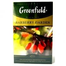 Чай черный Greenfield Barberry Garden 100г