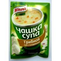 Суп Knorr грибной с сухариками 15,5г