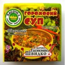 Суп Ласочка Пикантный гороховый