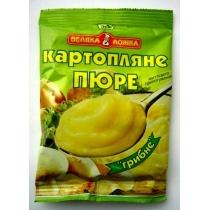 Пюре Эко Велика Ложка картофельное грибное