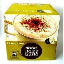 Кофе молотый Nescafe Дольче Густо Капучино