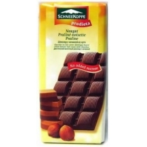Шоколад SK Hyra молочный диабетический