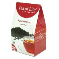 Чай чорний Tea of Life Pekoe байховий 100г