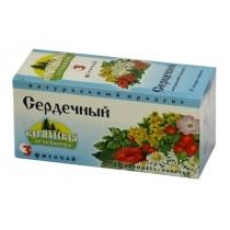 Чай Карпатська лічніця Серцевий 25*1г