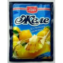 Желе Мрія лимонное