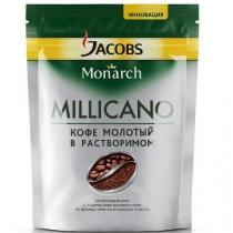 Кофе растворимый Jacobs Monarch Millicano акція