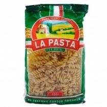 Изделия макаронные La Pasta спираль