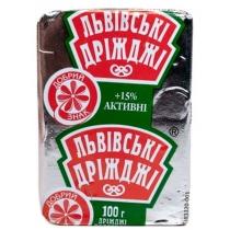 Дрожжи Хлебопекарные пресованные, 100г