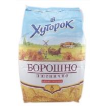 Мука Хуторок пшеничная в/с