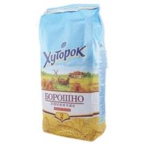 Мука Хуторок пшеничная в/с, 2кг