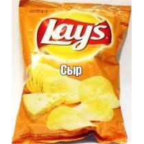 Чипсы Lay's со вкусом сыра 133 г