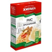 Рис Жменька пропаренный