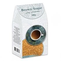 Сахар Аскания-Пак Dry Demerara коричневый, 300г