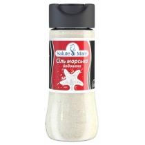 Соль Salute di Mare морск мелкая йодиров в солонке