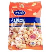 Арахис Премія соленый жареный со вкусом бекона