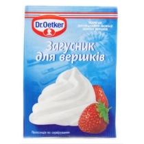 Загуститель Dr.Oetker для сливок добавка д/выпечки